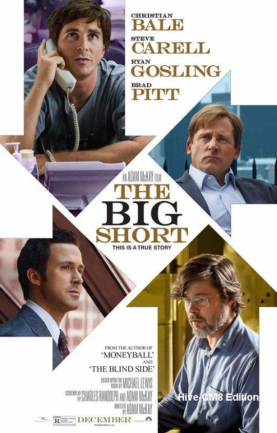 The Big Short 2015 DVDScr XVID AC3 HQ Hive-CM8