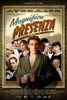 Magnifica presenza (2012) .avi AC3 DvdRip - ITA