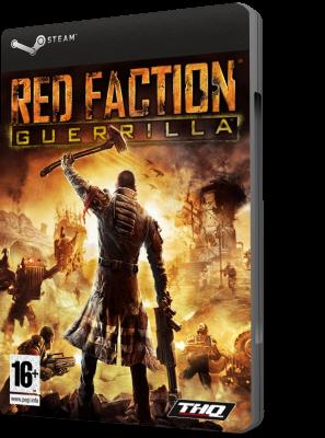 [PC] Red Faction Guerrilla Steam Edition (2014) - FULL ITA