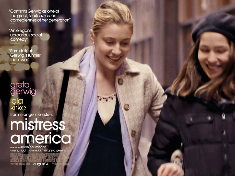 Mistress America WEB-DL