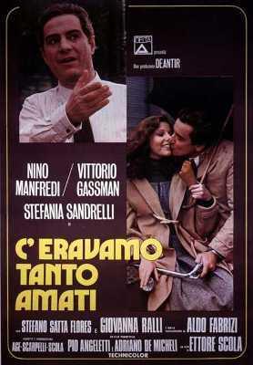 C'eravamo tanto amati (1974) Dvd9 Copia 1:1 ITA - FR
