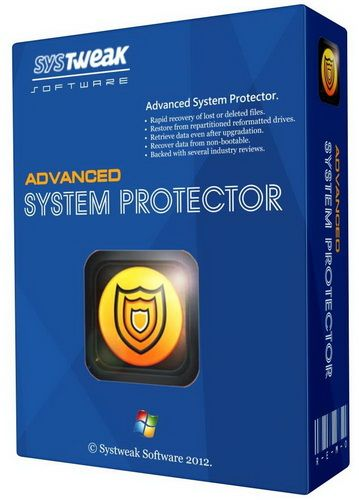 ������ ����� ����� ������� Advanced System Protector 2.2.1000.19019