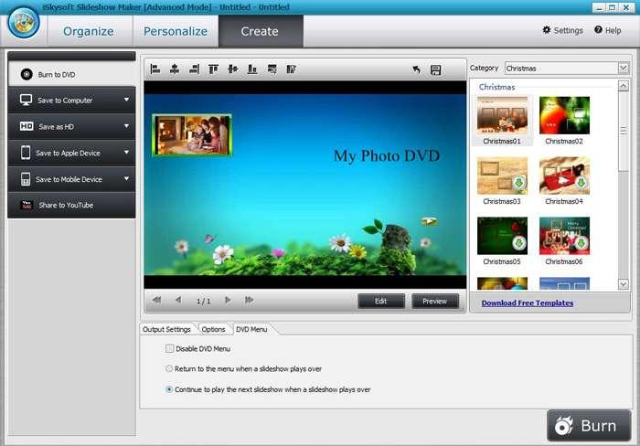 iSkysoft Slideshow Maker 6.5.1.0