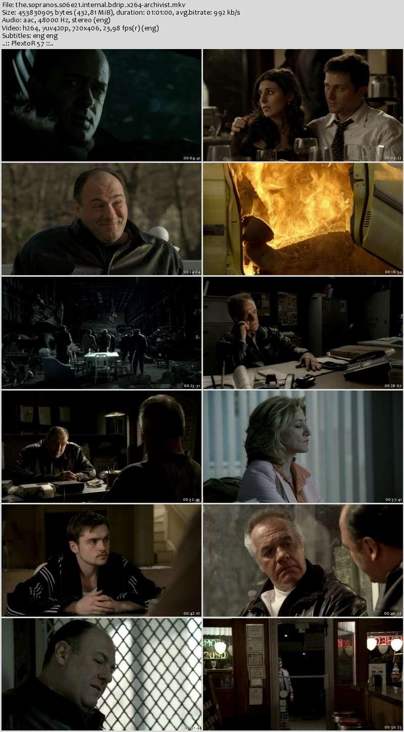 The Sopranos | BoxSet | Sezon 1-2-3-4-5-6 | Tek Link